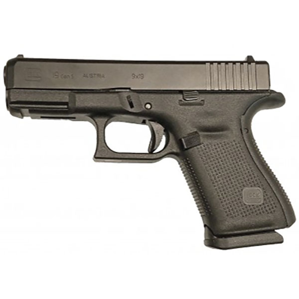 Pearce Grips Glock Gen 5 17/19/34 Enhanced Base Plate