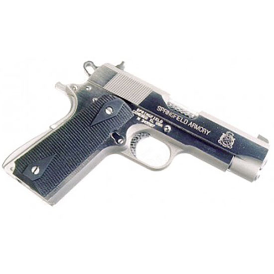 Pearce Grips Government Model 1911 Rubber Side Panel Grips