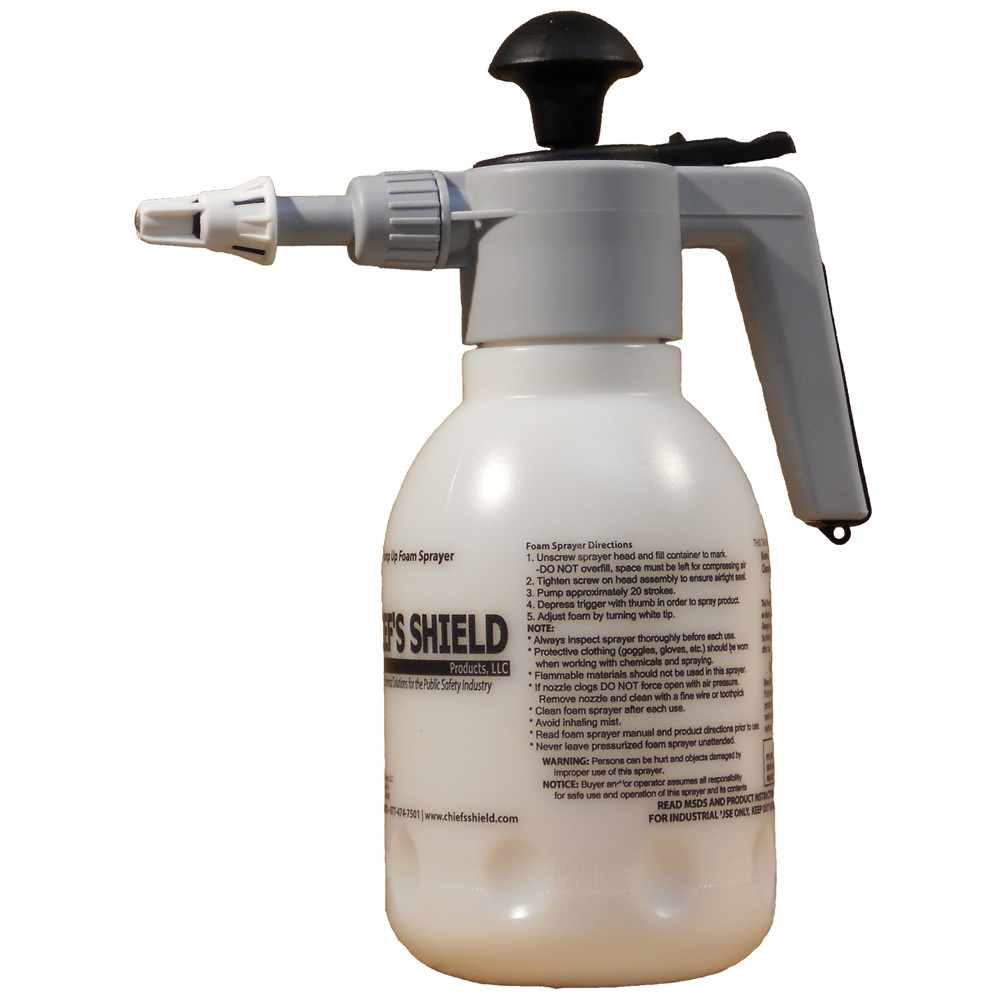Shield Solutions 48 oz. Pump Up Foam Sprayer