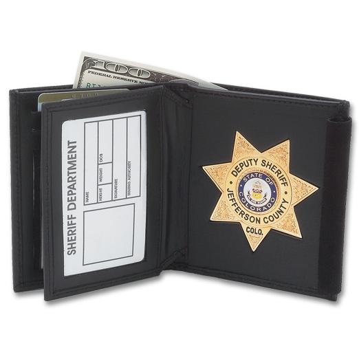 Perfect Fit Supreme Hidden Badge & ID Wallet