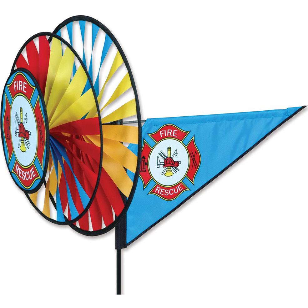 Premier Kites Fire Rescue Triple Spinner