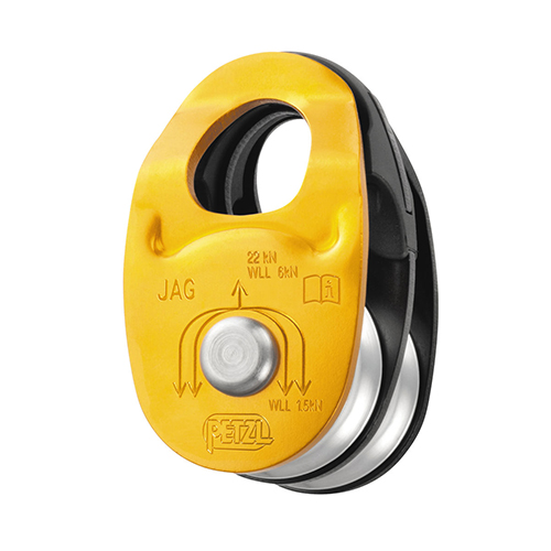 Petzl JAG High-Efficiency Double Pulley