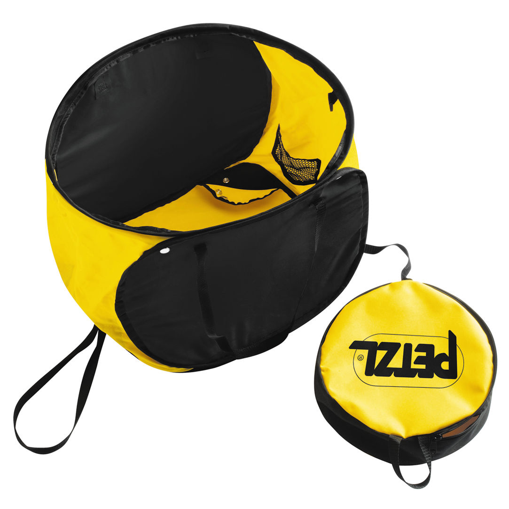 Petzl Eclipse Folding Throwline Cube Collapsible Rope Storage