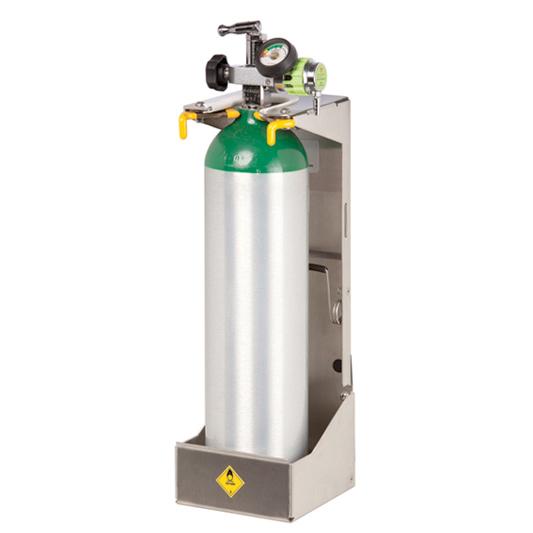 ZICO QR-D-2, QUIC-RELEASE Strapless D-Cylinder Bracket