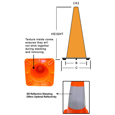 JBC Safety Plastics 18