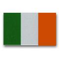 3Decals Irish Flag Reflective Decal