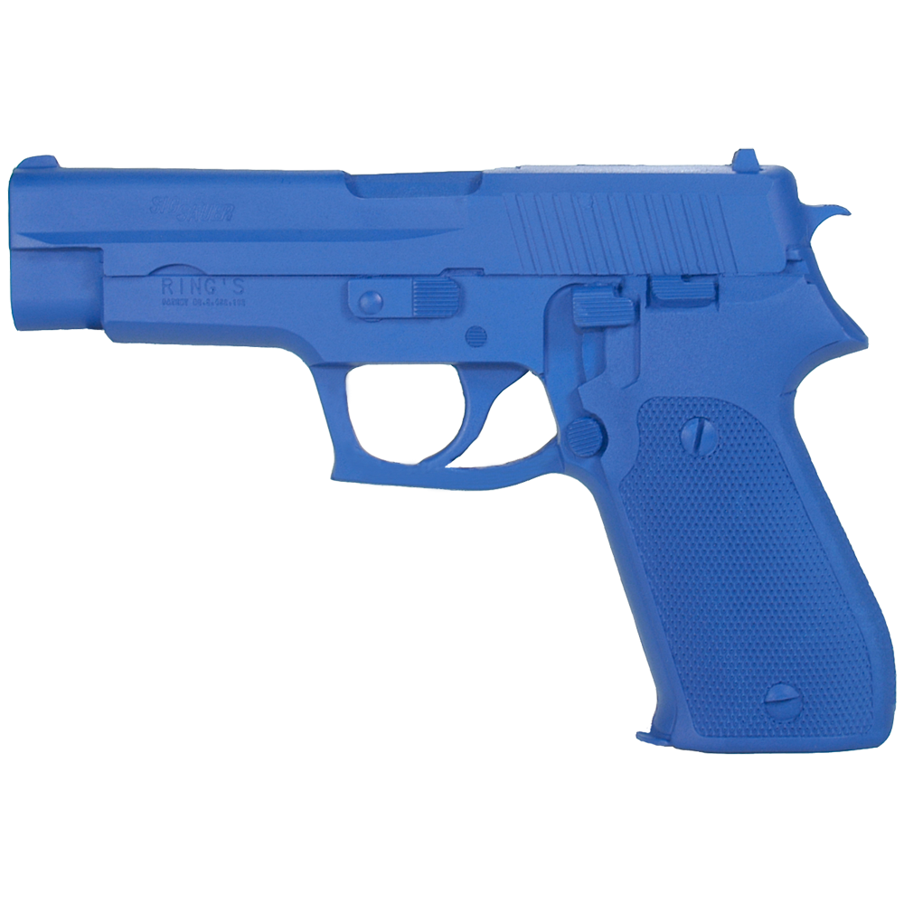 Ring's Sig P220 w/ No Rail Bluegun