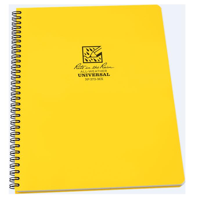 Rite in the Rain Maxi Side-Spiral Notebook