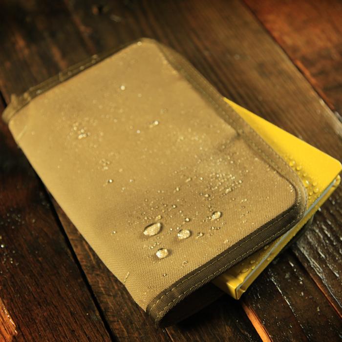 Rite in the Rain C980, Tan Cordura Cover for 4 5/8
