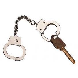 Rothco Mini Handcuff Key Ring