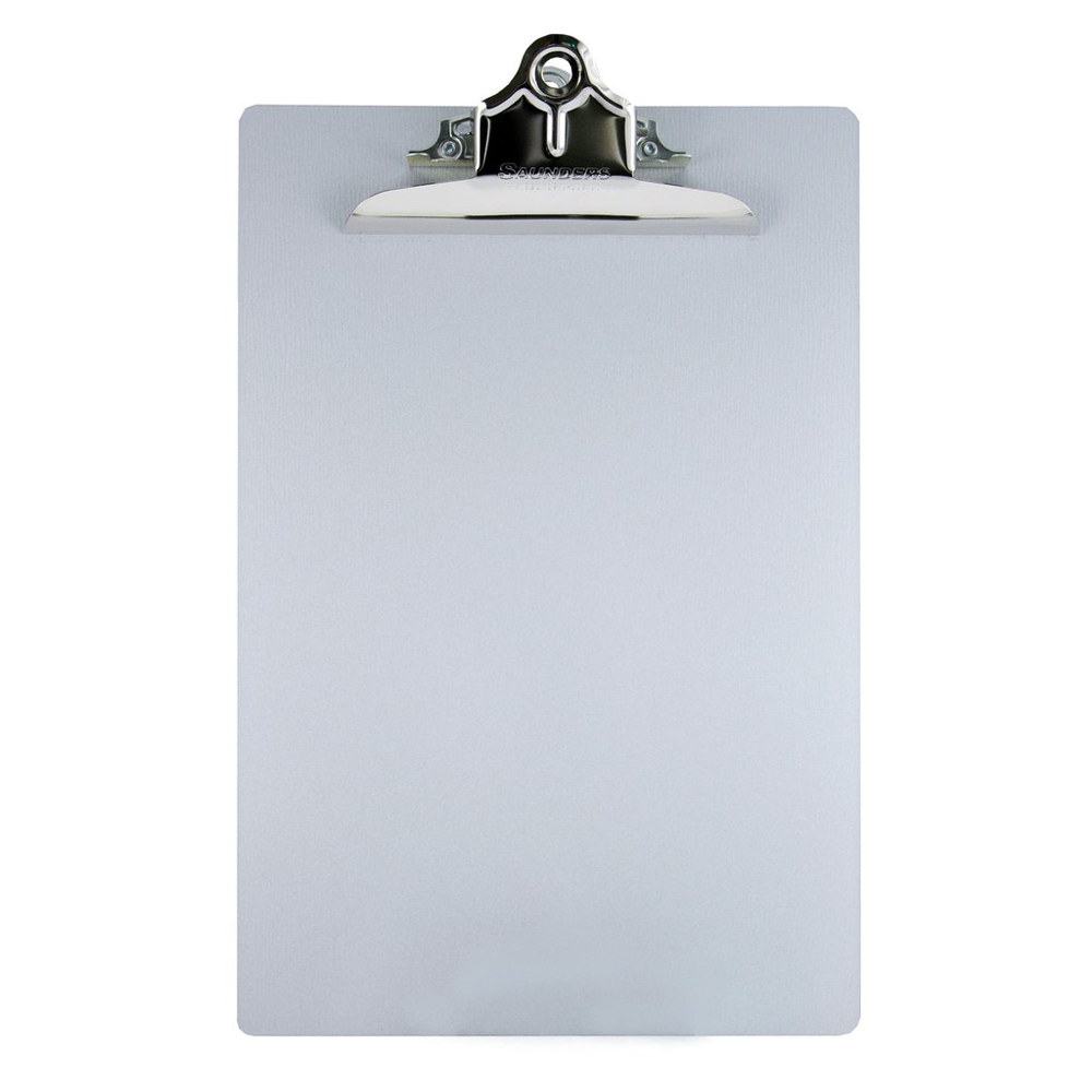 Saunders Recycled Aluminum Clipboard