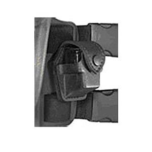 Safariland TASER/PhaZZer Cartridge Holder, Tactical Leg Shroud Mount