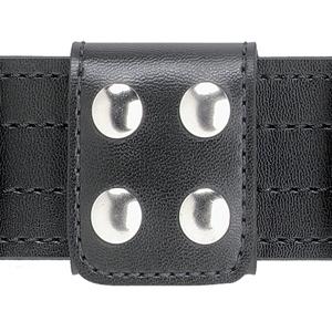 Safariland Model 654 SAFARI-LAMINATE Belt Keeper, Slotted, 4 Snaps