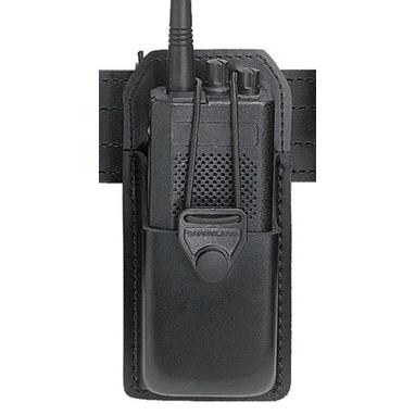 Safariland Model 762 SAFARI-LAMINATE Swivel Radio Pouch