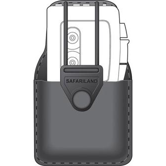 Safariland Model 764 SAFARI-LAMINATE Tape Recorder Pouch
