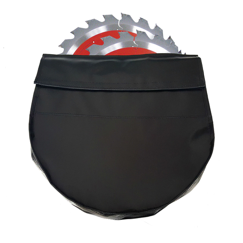Rotary Saw Blade Pouch, Fits 12