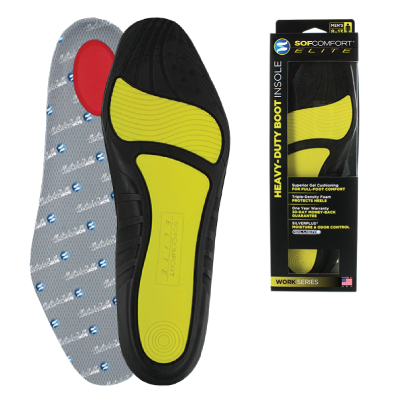 SofComfort Heavy Duty Boot Insole
