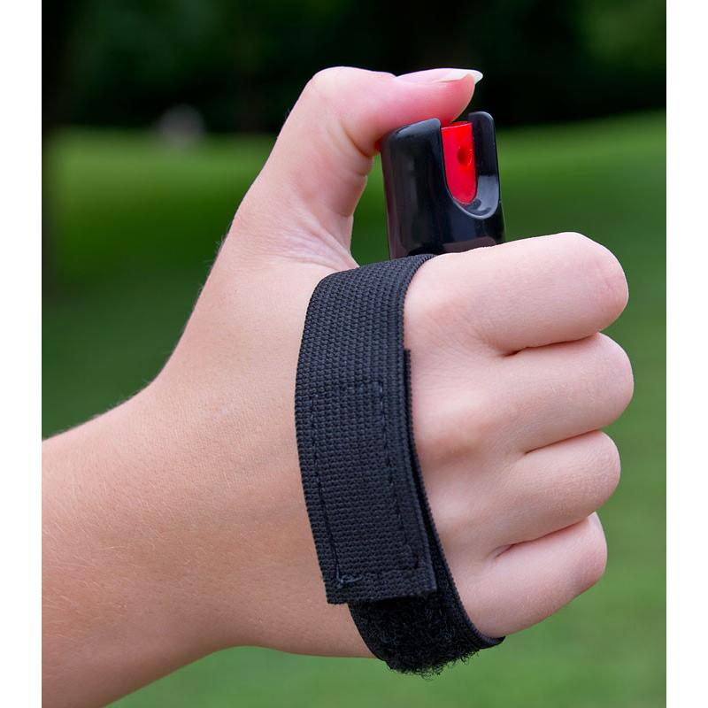 SABRE Runner Pepper Gel with Adjustable Hand Strap