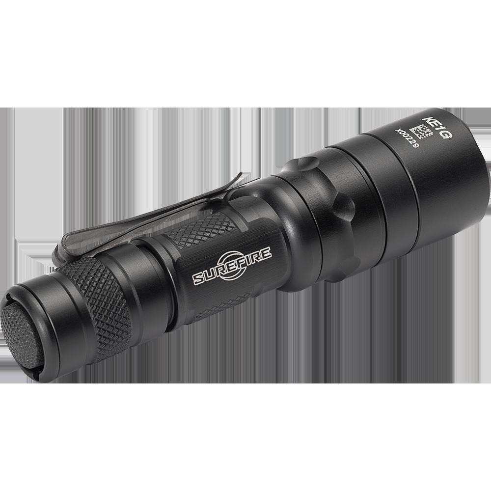 Surefire EDC Tactical 3 Volt Dual Stage LED Flashlight