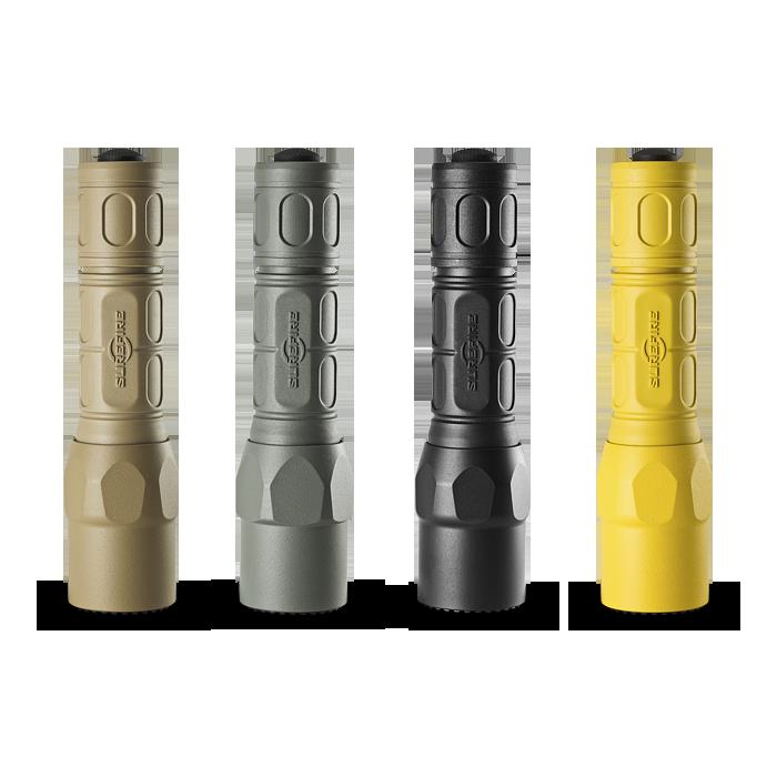 SureFire G2X Pro Dual Output Nitrolon LED Flashlight