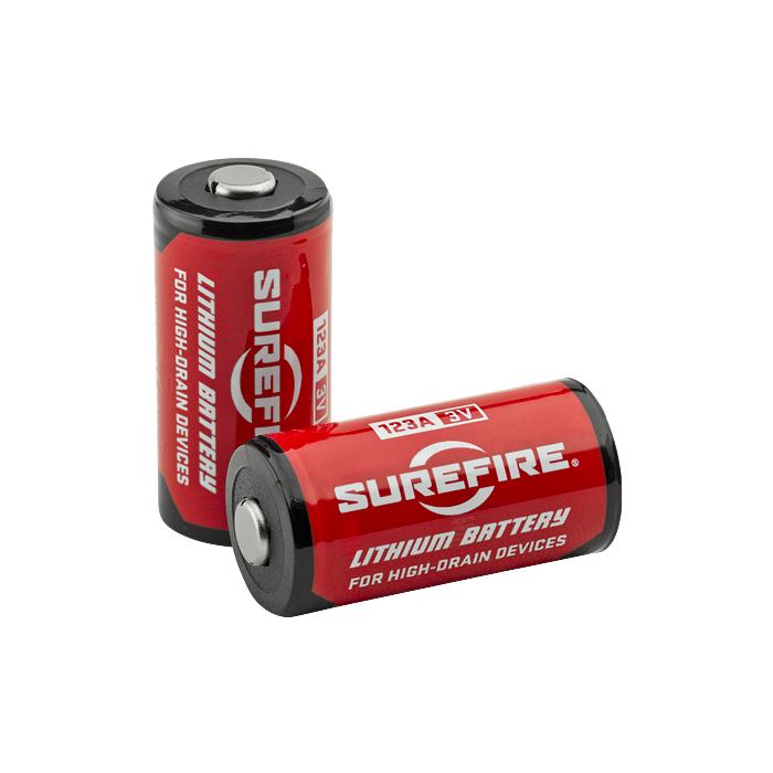 SureFire SF123A Lithium Batteries