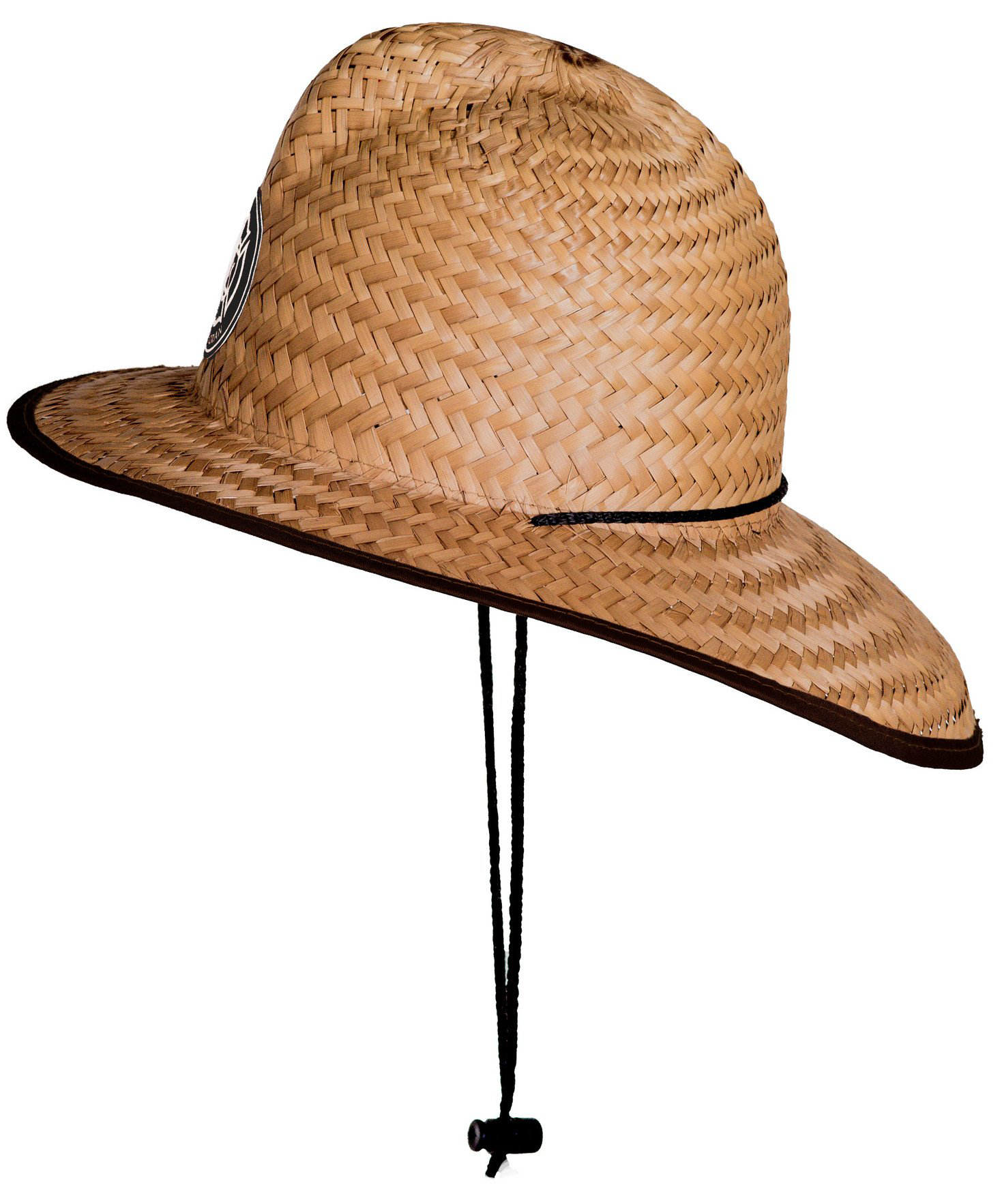Saint Florian Clothing Straw Firefighter Hat