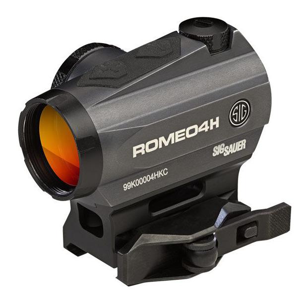 Sig Sauer ROMEO4H Red Dot 2 MOA 1x20mm