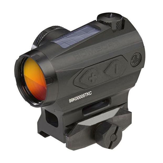 Sig Sauer ROMEO4T Red Dot 2 MOA 1x20mm
