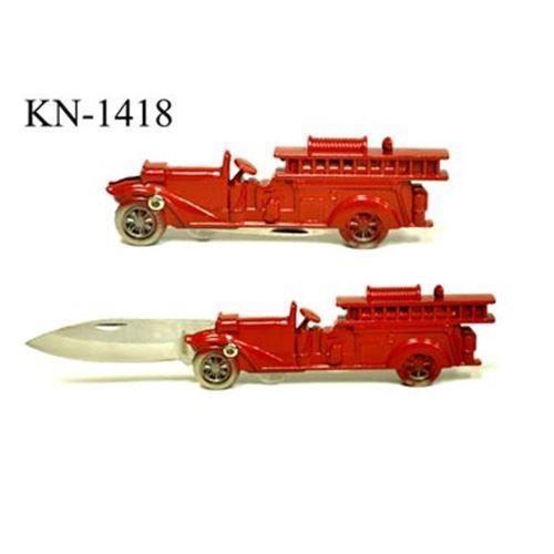Ladder Fire Truck Knife