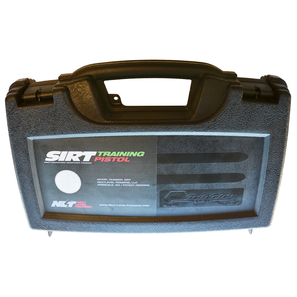 Next Level SIRT Hard Plastic Case and Foam Lining
