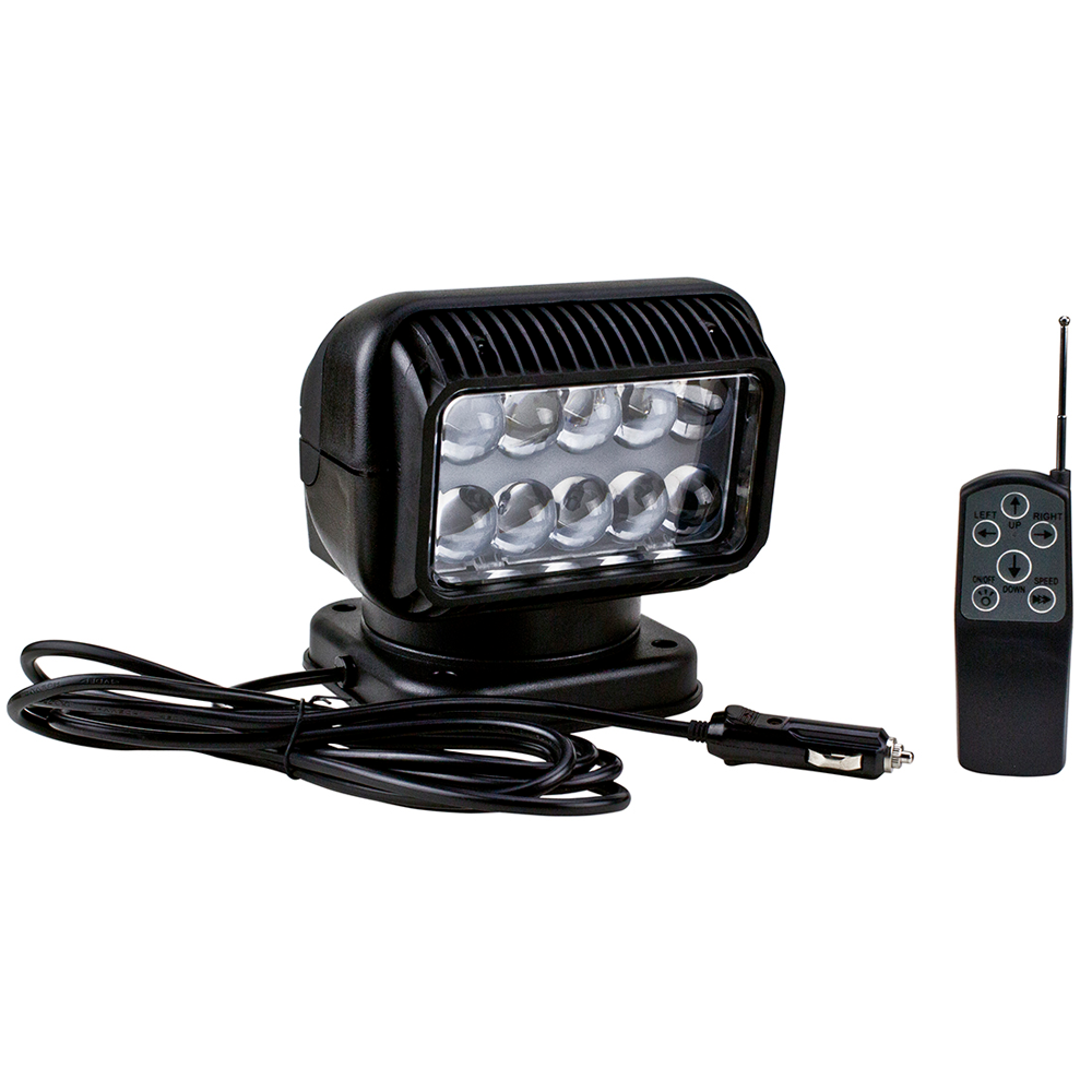 Vericom LED Remote Controlled Weatherproof Search Light