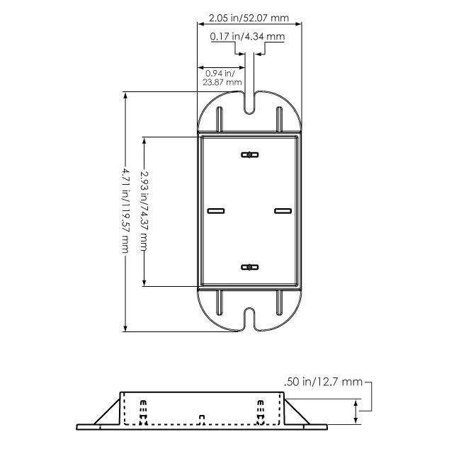SoundOff Signal Select-A-Pattern Headlight Flasher Solid State