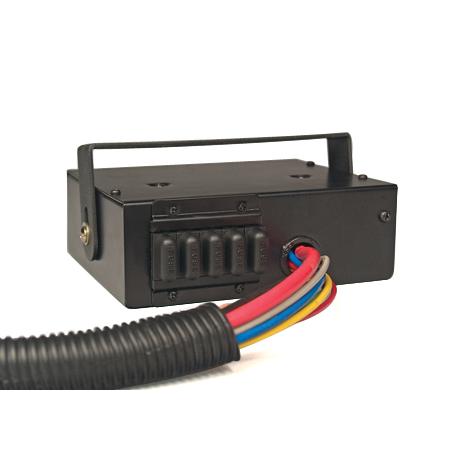 SoundOff Signal 600 Series 6 Function Switch Box
