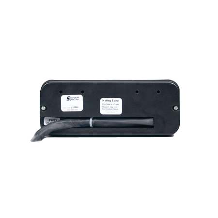 SoundOff Signal IntelliSwitch993 with Power Pursuit Switch Box, 12 Amp