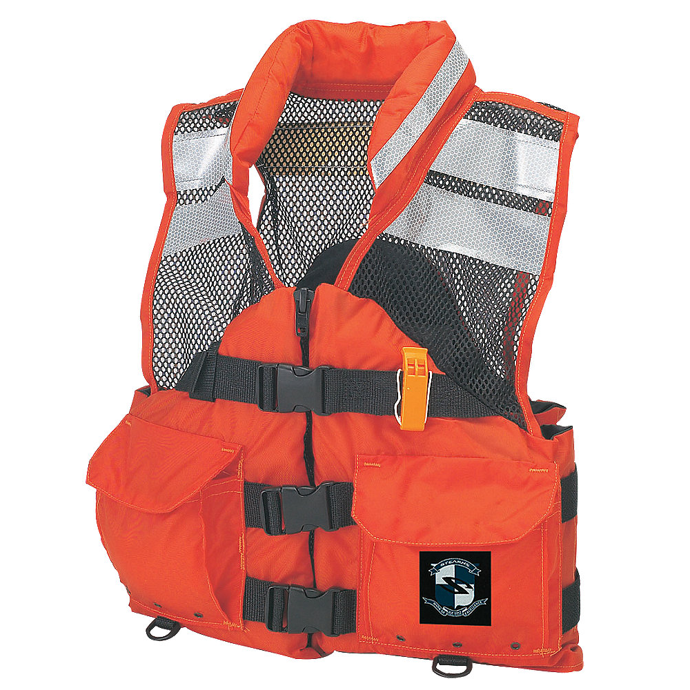 Stearns Comfort Series Search & Rescue (SAR) Flotation Vest