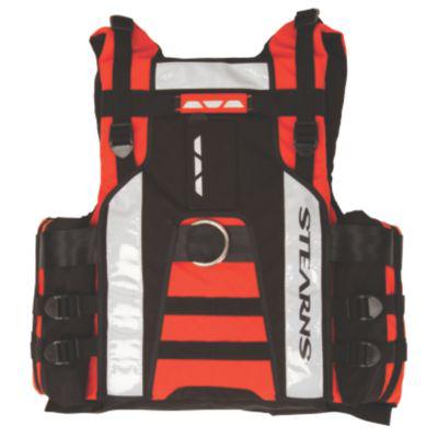 Stearns VR2 Versatile Rescue Vest, Orange