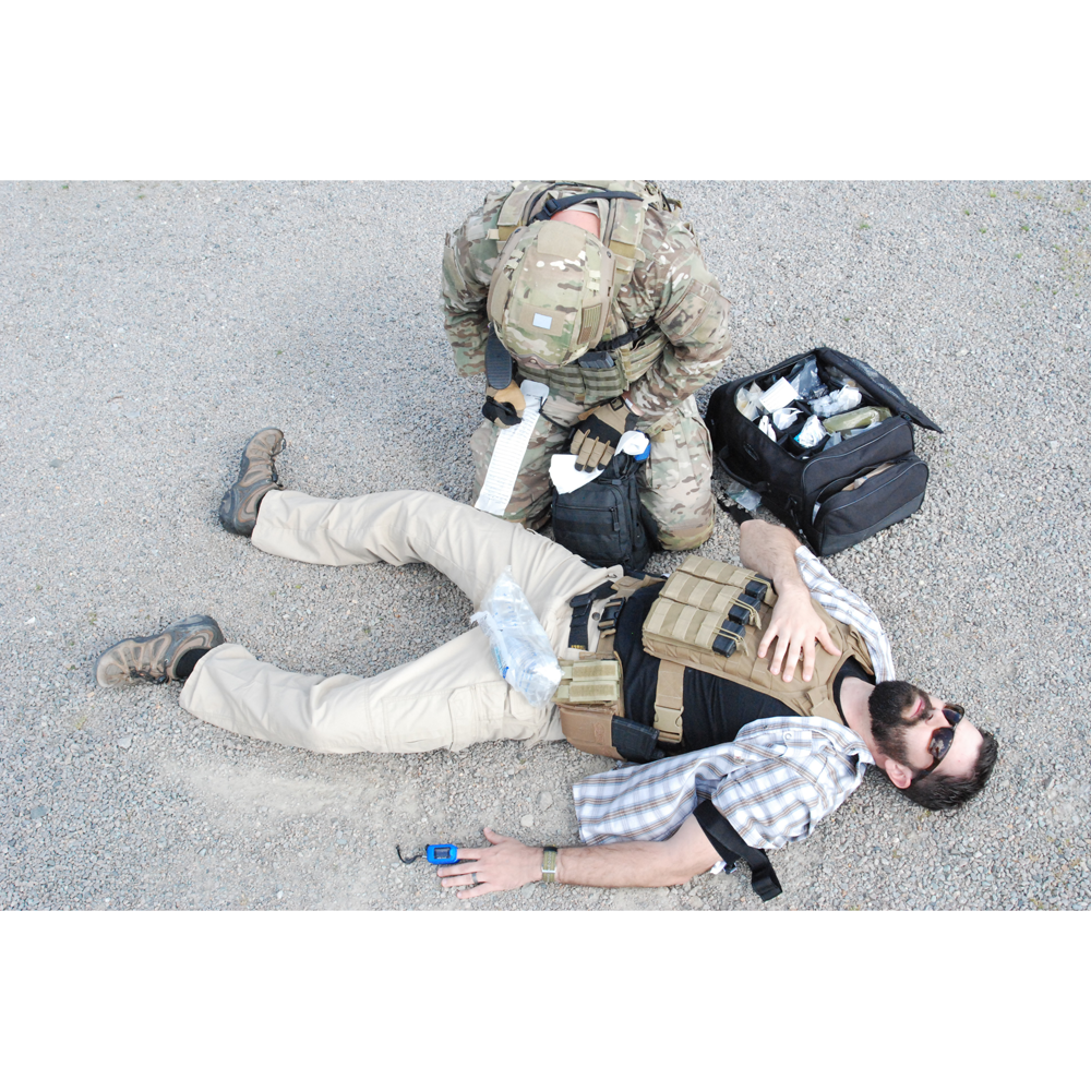 StatTape Trauma Triage Tape