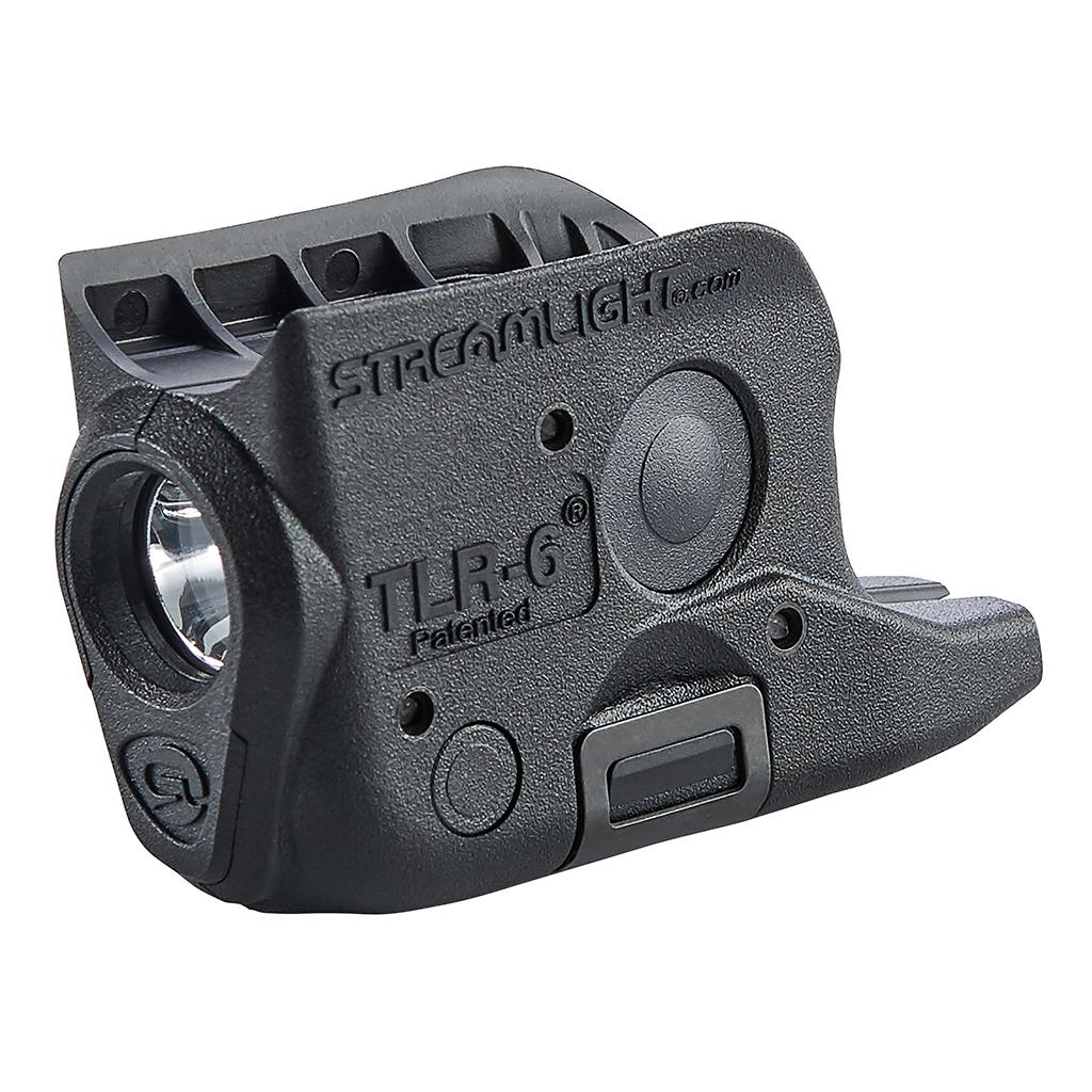 Streamlight TLR 6 Non-Laser, For Glock 42, 43