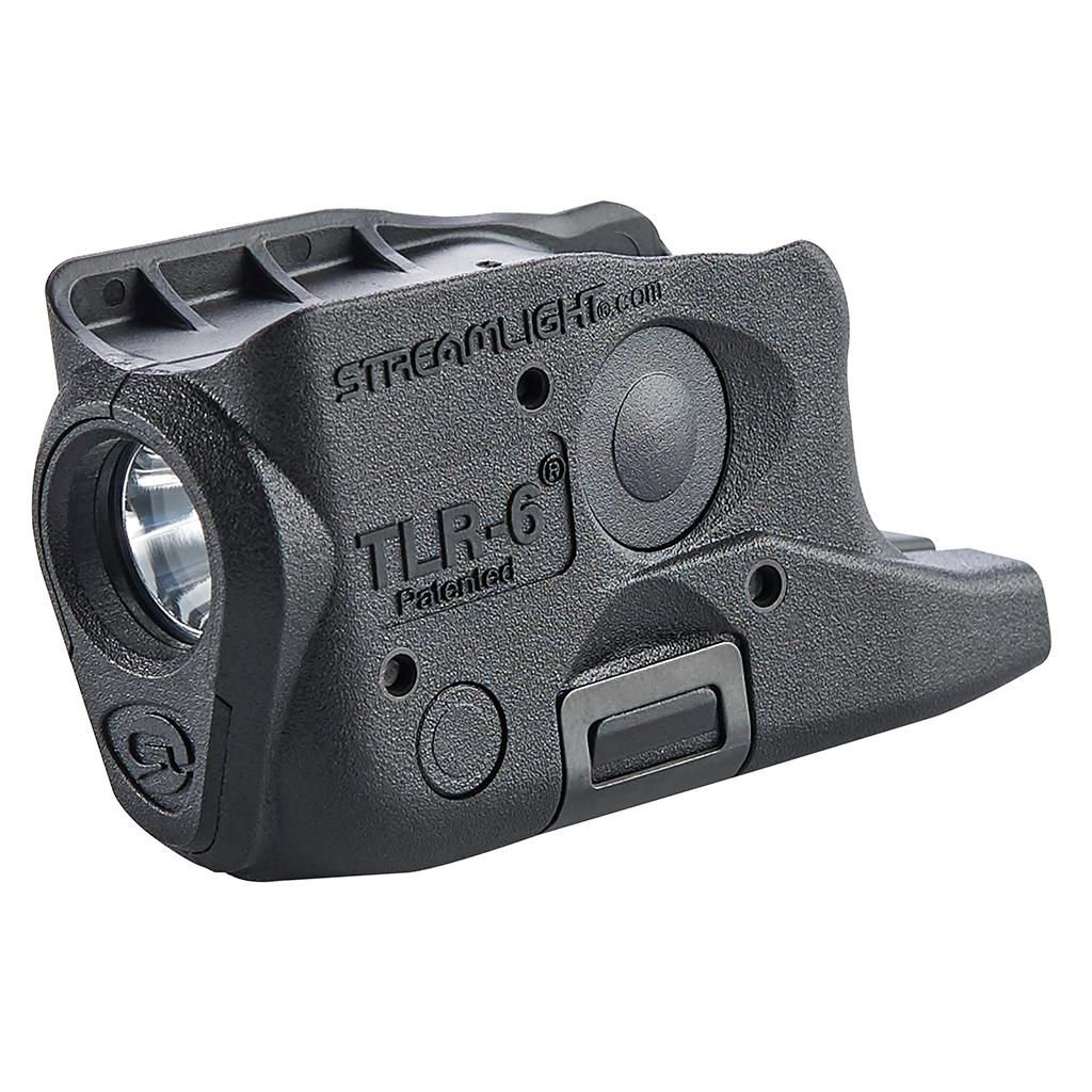 Streamlight TLR 6 Non-Laser, For Glock 26, 27