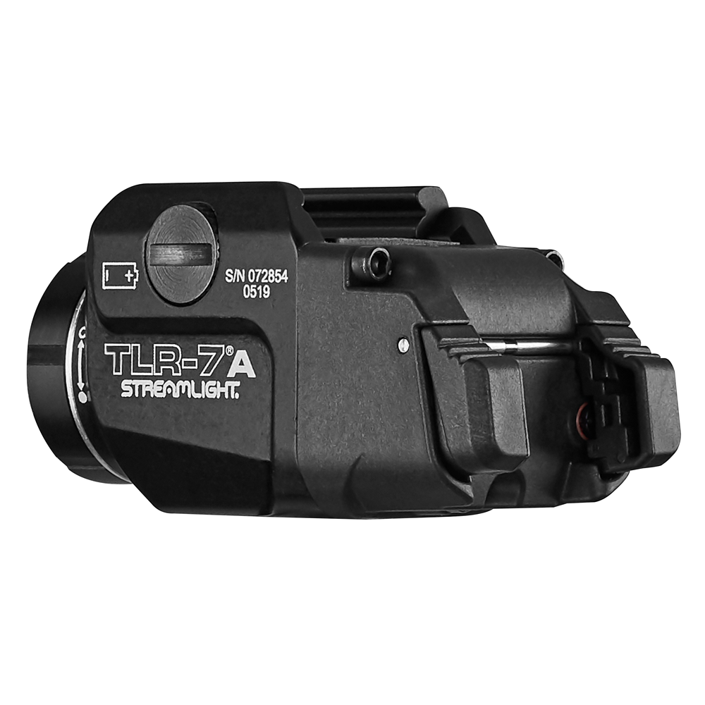 Streamlight TLR-7AH Low-Profile Rail Mounted Tactical Light with High Switch