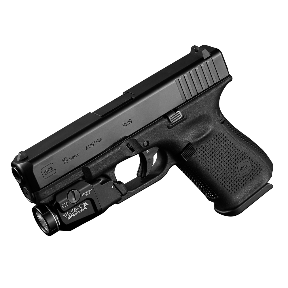 Streamlight TLR-7A Low-Profile Rail Mounted Tactical Light Flex