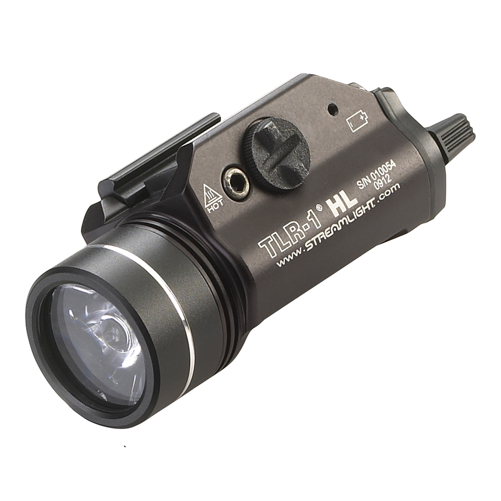 Streamlight TLR-1 HL with Dual Remote Switch Kit