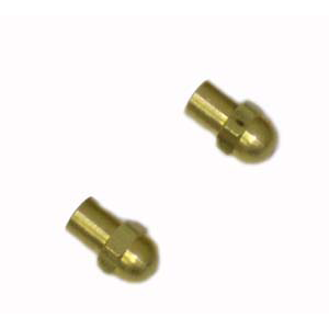Stud Extenders for Cairns Leather Helmets, One Pair