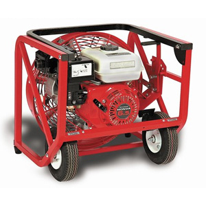 Super Vac PPV Gas Power Ventilator
