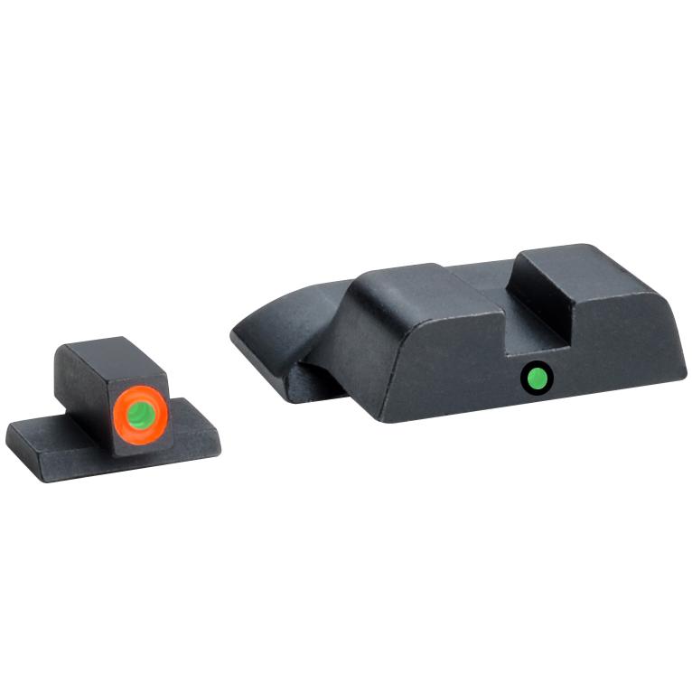 AmeriGlo Smith & Wesson M&P Tritium Pro i-Dot Sight Set for All M&P models (except Shield)