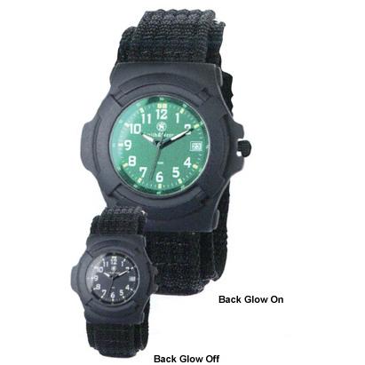 Smith & Wesson Lawman Glow Watch