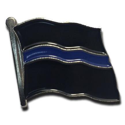Thin Blue Line USA Thin Blue Line Flag Pin