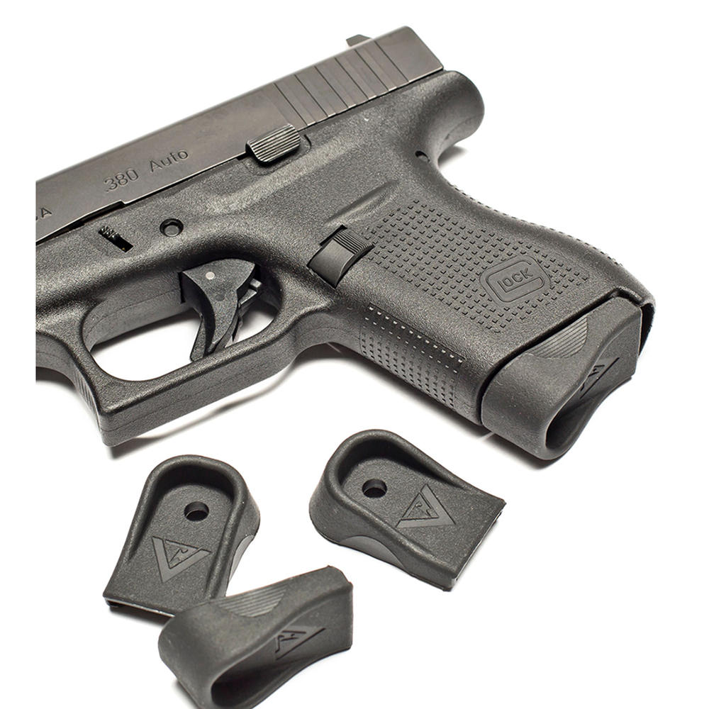 TangoDown Two-Pack of Vickers Tactical Mag Floor Plates for Glock 42