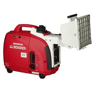 Tele-Lite Lamp Unit with Honda Generator, 500W Lamp, 1.8HP Engine