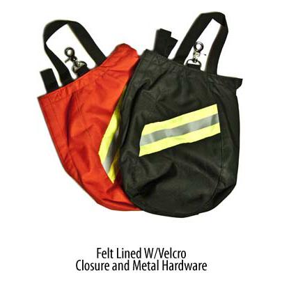 TheFireStore Brandywine Air Mask Bag with Felt Liner